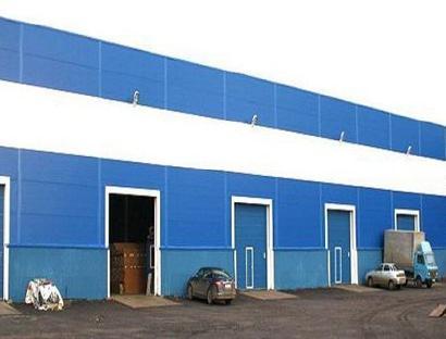 Продажа  склада 3-я Конная Лахта ул., 6500 м2