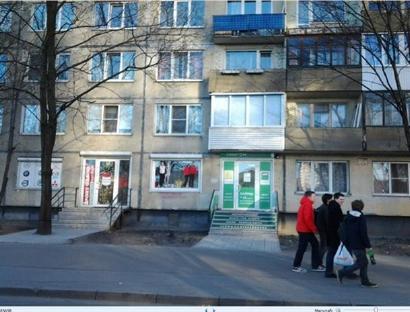 Продажа  офисного помещения Белы Куна ул., 48 м2
