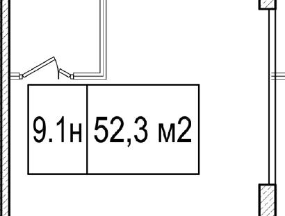 Продажа  магазина КИМа пр., д.19, 52.3 м2