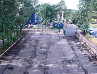 Аренда  участка Салова ул., 1200 м2