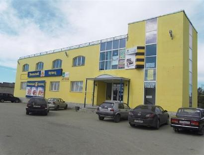 Продажа  офисного помещения г. Псков ул. Николая Васильева 38, 2426 м2