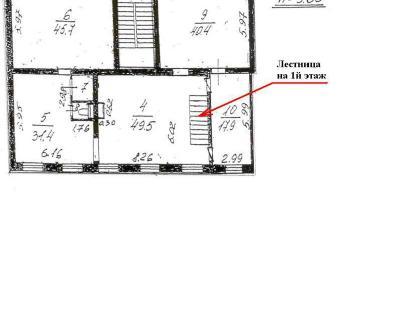 Аренда  офисного помещения Елизарова пр., 100 м2