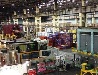 Продажа  склада Ижорские заводы дер., 14723 м2