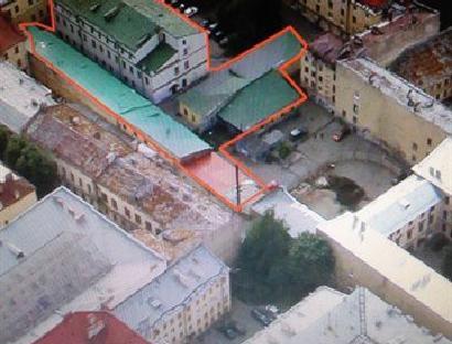 Продажа  здания Реки Мойки наб., д.60, 2205 м2