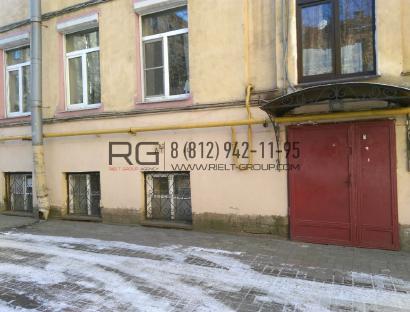 Аренда  магазина Загородный пр., д.28А, 130.2 м2