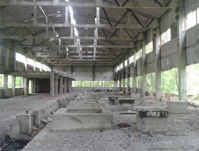 Аренда  склада пос. Первомайское, 500 м2