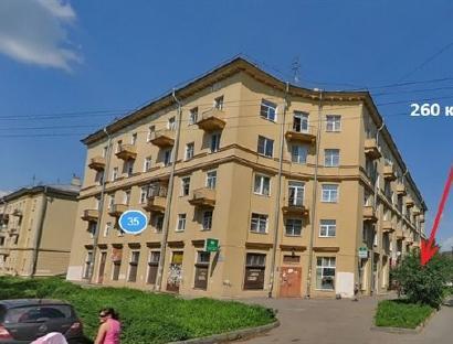 Продажа  офисного помещения Понтонный, Заводская ул., д.35, 260 м2