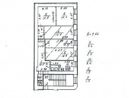 Продажа  офисного помещения Средний В.О. пр., д.46, 110 м2