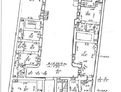 Продажа  магазина Разъезжая ул., д.37, 228.9 м2