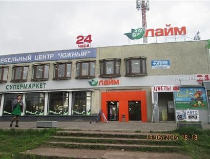 Продажа  офисного помещения Выборг, Приморская ул., д.3, 2002 м2