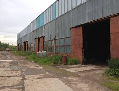 Аренда  склада 1-й Рыбацкий прд., 1750 м2