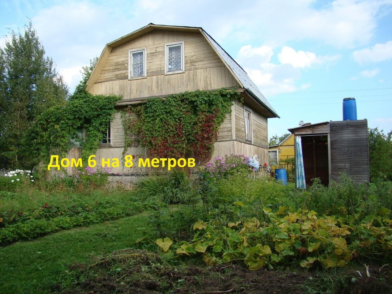 Продажа дачи всеволожский район садоводство северная самарка