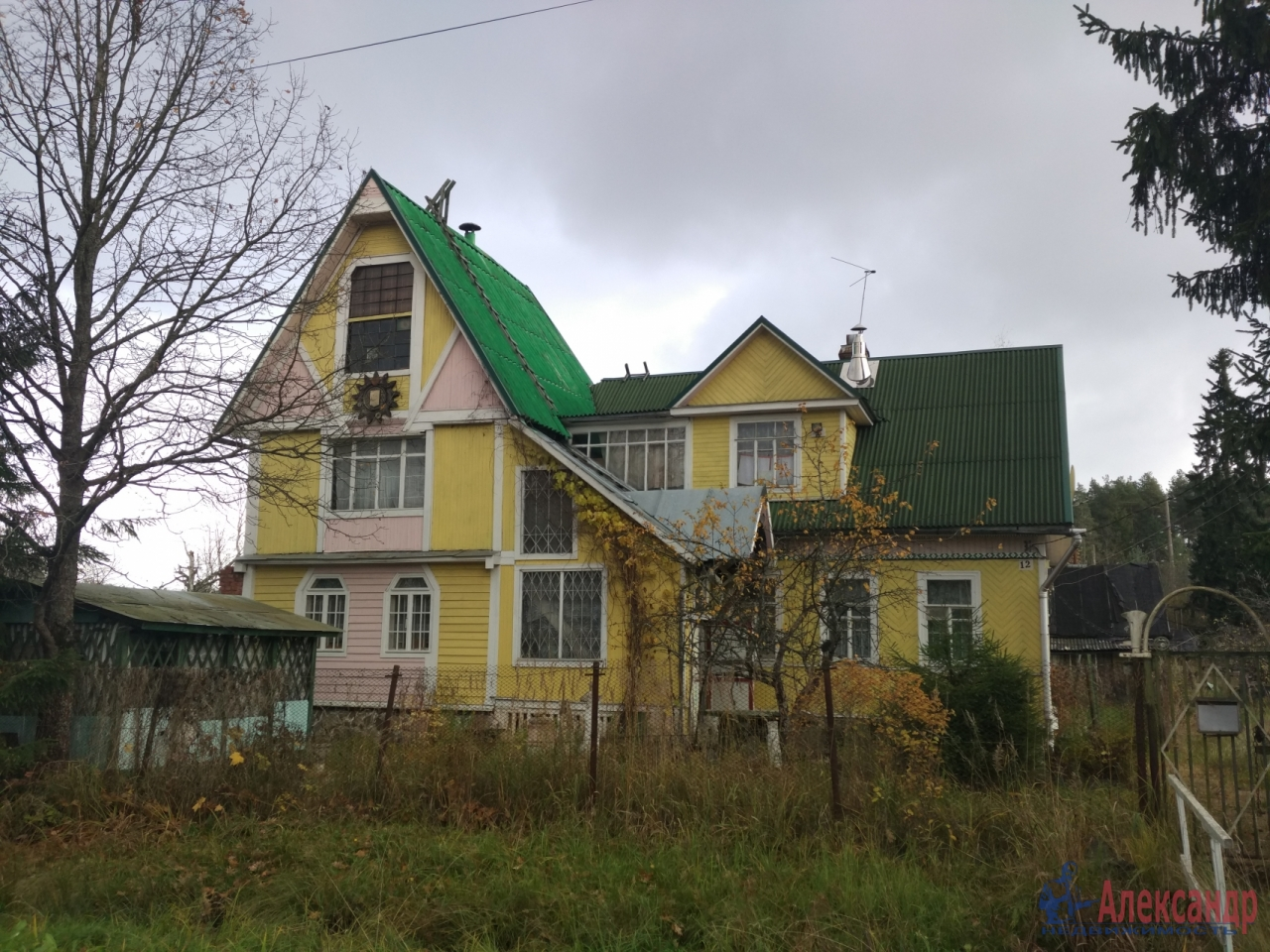 легко продажа дачи в посёлке введенском ленинградская область Санкт-Петербурге: зима