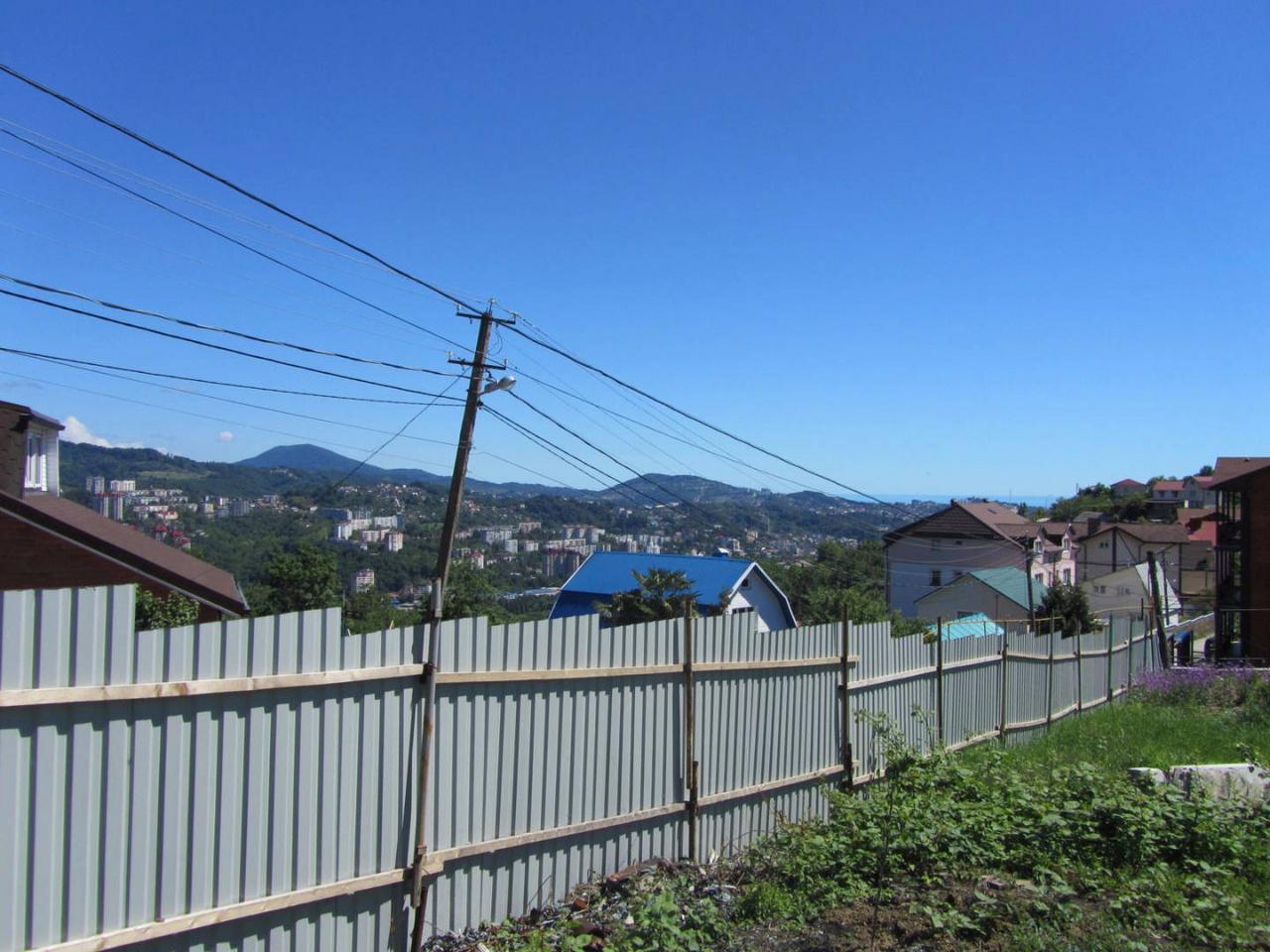 Фото высокогорной улицы в сочи